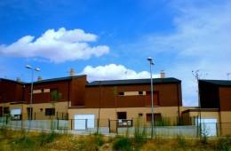Construcción de viviendas en Castilla y León