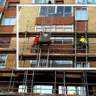 Rehabilitaciones de edificios y viviendas.
