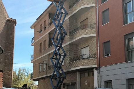 Retirada de Uralita Segovia
